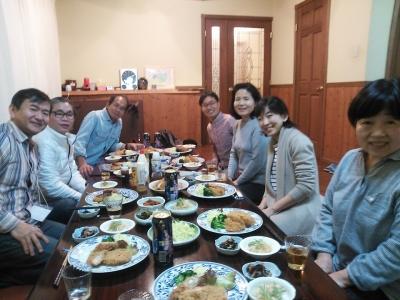 韓国探訪団