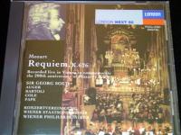 W.A.モーツァルト/レクイエム ニ短調 K.626