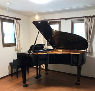木造ピアノ防音室