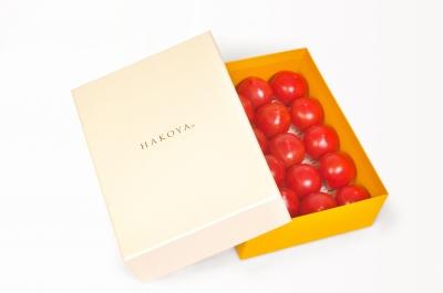 HAKOYAプロデュースの化粧箱に詰めてお届けします