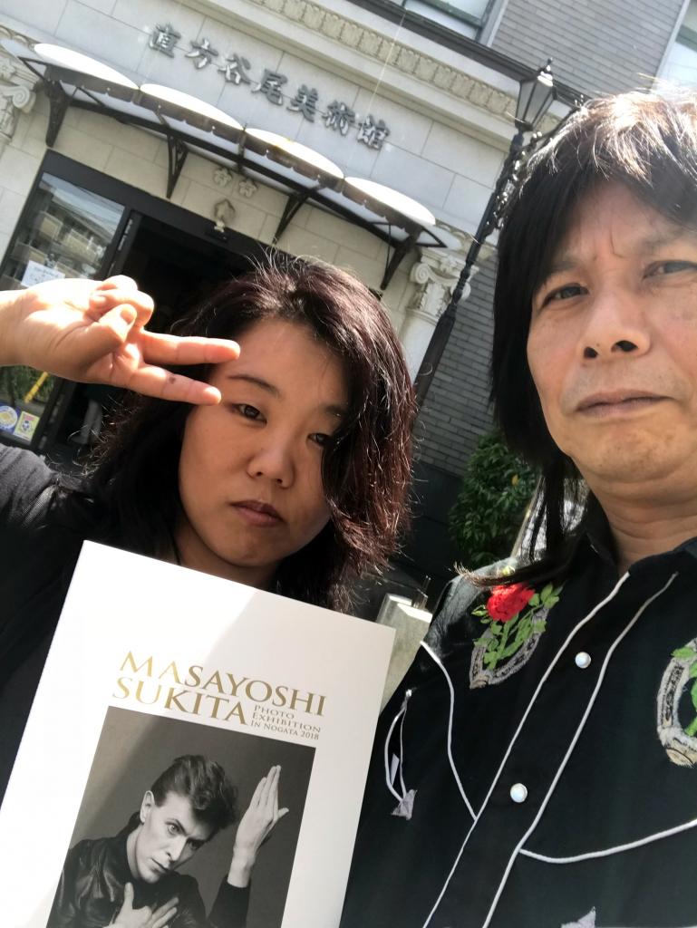 鋤田正義写真展とoverdose