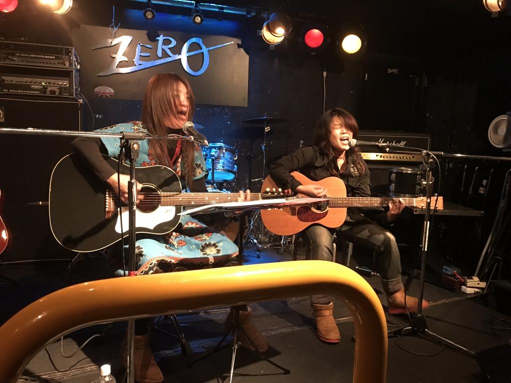 12/28 LiveSpace ZERO 麗☆佳