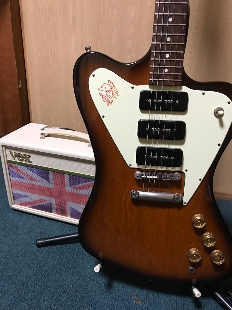 Gibson custom Shop FireBird non reverse III 2003年製