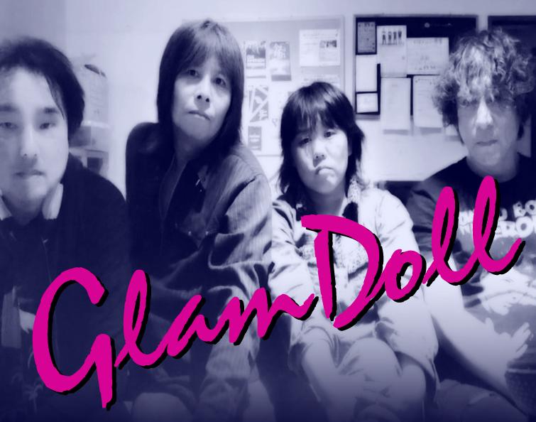 1月19日(日)GlamDoll
