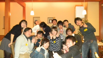 2010.12.11 World Cafe in Niigata