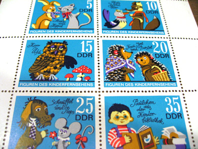 北欧切手シート