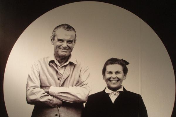 Eames夫妻「