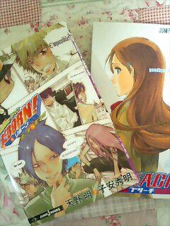 BLEACH 27巻&リボーン小説