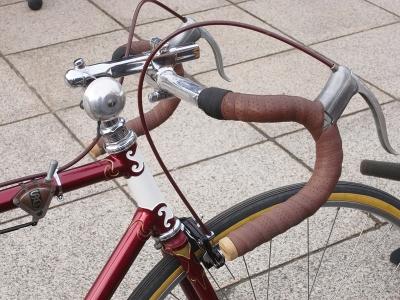 神宮オールドバイクハンドル1