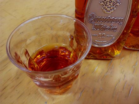 16ウィスキー、Suntory 特別な角瓶12年物