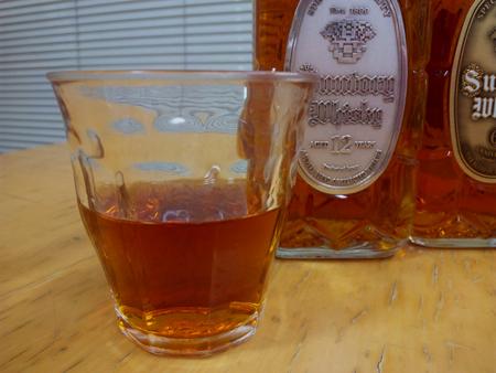 15ウィスキー、Suntory 特別な角瓶12年物