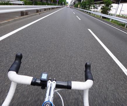 101ひとり練@八景島100km.JPG