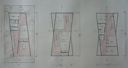 607明治大学.2年設計課題「住宅」.JPG