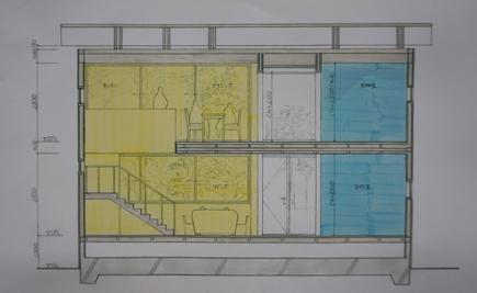 652理科大.2年設計課題「住宅」.JPG