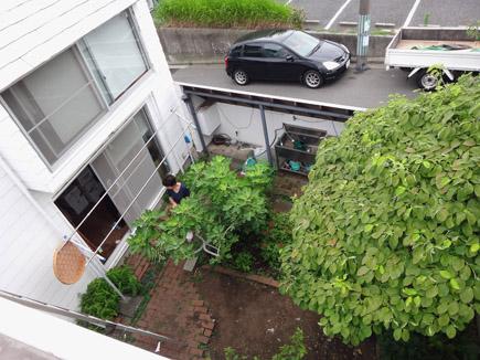 703鶴見.佐藤精吾やす子邸.2013.07.JPG