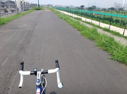 107日曜練@八景島107km、最高酷暑.JPG