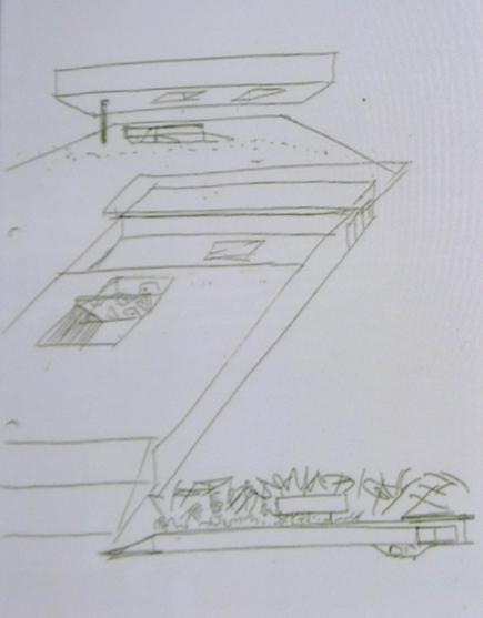 103東海大3年設計.レムコールハース「ボルドーの家」.JPG