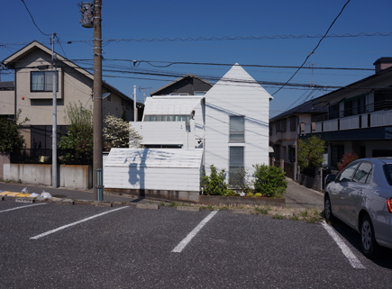 99鶴見.佐藤邸.MiniWhiteHouse.JPG