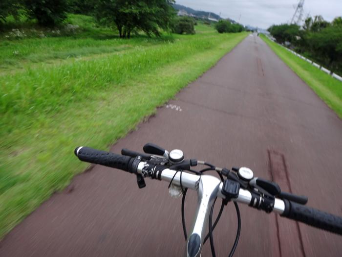 01自転車練習再開.2回目