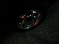 キャラバンのタイヤ