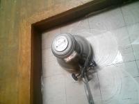 梅雨時の洗剤洗浄清掃