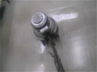 ポリッシャー 洗剤洗浄