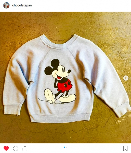 Vintage Mickey Sweat