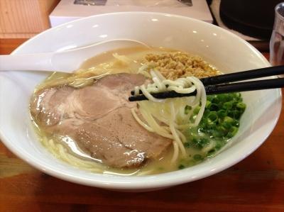 鶏白湯 味噌