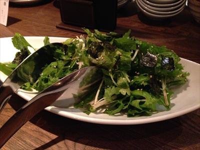 7種の香草サラダ