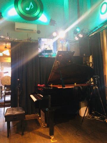 1c758934542ca 成田祐一さん Solo Piano Live