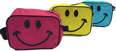 スマイル 幼稚園バッグ