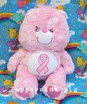 Pink Power Bear