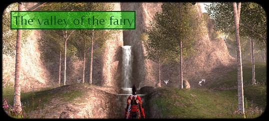 The valley of the fairy