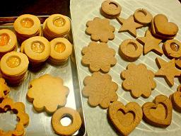handmade cookies