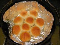 パン焼入れ後