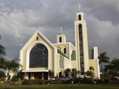 ナガ市の教会