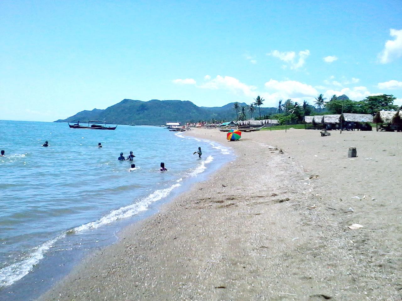 パサカオビーチ1