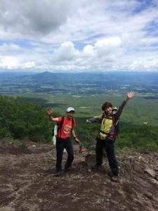 岩手山登山