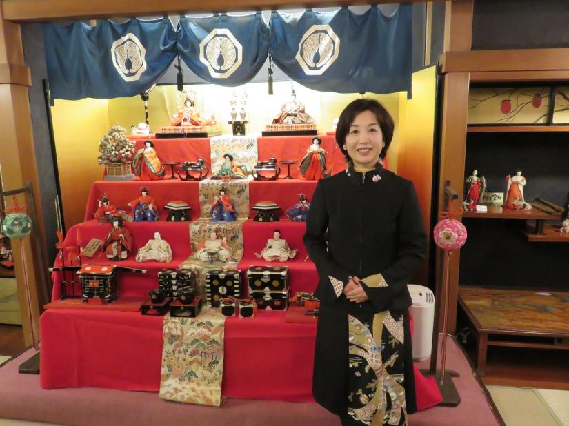 ひな祭り文化普及協會 清川紗衣