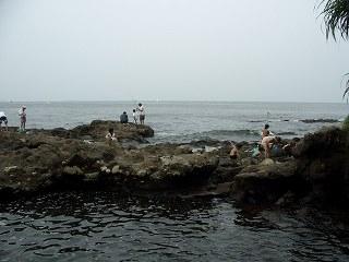 20050730 猿島 裏側