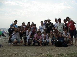 20050730 猿島 記念撮影