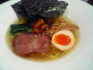 20050808 中村屋 特中村屋(塩・あっさり・真空平打ち麺)