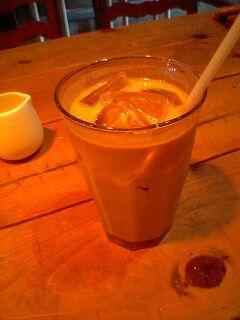 20050808 FreeCulture アイスコーヒー