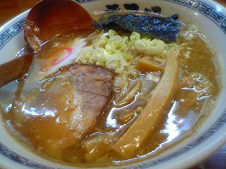 20050808 麺屋蔵乃助 ラーメン白