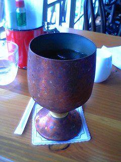 20050811 びんのかけら アイスコーヒー