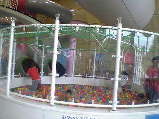 20050813 上越科学館 ボールプール