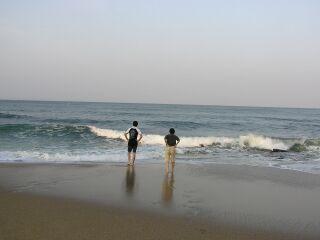 20050918 海水浴 序章