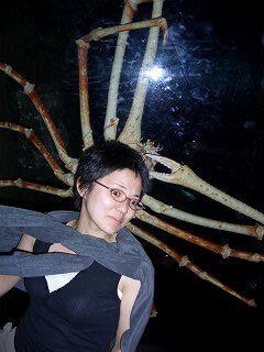 20050918 アクアマリンふくしま 蟹