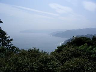 20050923 興亜観音 展望