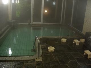 20051112 ホテル白銀 内湯